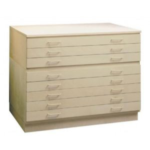 Natural Birch Flat Files