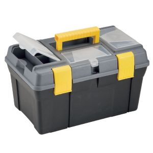 Medium Plastic Art Tool Box