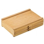 HERITAGE™ Wood Pastel Storage Boxes