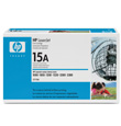 HP LaserJet Print Cartridge #15A (2,500 Yield)