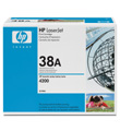HP LaserJet Print Cartridge #38A (12,000 Yield)