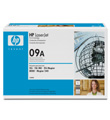 HP LaserJet Print Cartridge #09A (15,000 Yield)
