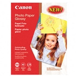 Photo Glossy Paper 8.5 x 11 White Heavyweight 8.2ml (100/pkg)
