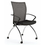 MAYLINE® Nesting Chair with Mesh Back