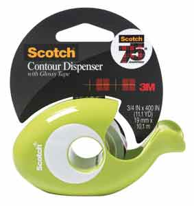 Scotch Contour Tape