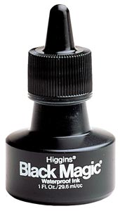 HIGGINS® Black Magic® Waterproof Ink