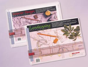 CHARTPAK Landscaping Design Drafting Kit