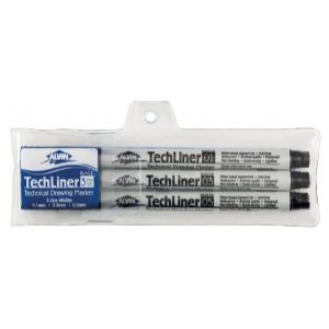 ALVIN® TechLiner Technical Drawing Markers