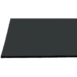 ALVIN® Black on Black Presentation Boards