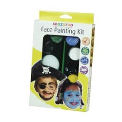 COLART™ Snazaroo™ Rainbow Face Painting Kits