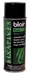 BLAIR® Workable Matte Spray Fixative