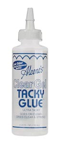 ALEENE'S® Clear Gel Tacky Glue
