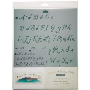 Tea Party Letter Set