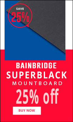 bainbridge matboard on sale