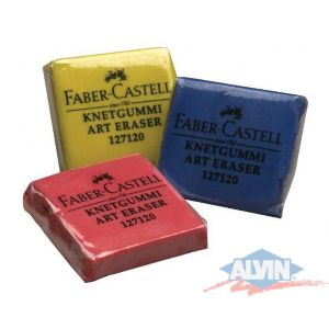 Colored Kneaded Erasers