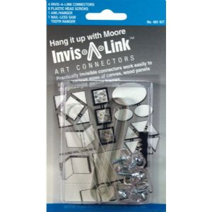 MOORE Invis-A-Link Hanging System