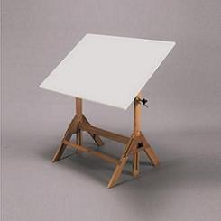 MARTIN Royal Elm Designer Drawing Table