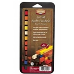 HERITAGE™ Earth Tones Artist Soft Pastels