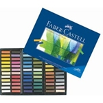 FABER-CASTELL Creative Studio Soft Pastels