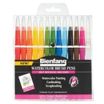 BIENFANG® Watercolor Brush Pen Set