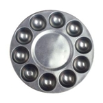 HERITAGE™ 10 Well Aluminum Round Tray