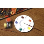 HERITAGE™ Circular Paint Tray with Cover