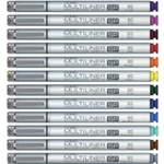 COPIC Multiliner Color SP Pens (Refillable)