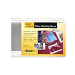 LINECO Archival Photo Mounting Sleeves
