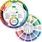 Color Mixing Wheels