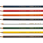 STABILO® ALL Colored Marking Pencils, All-STABILO Colored Pencils For Film & Glass
