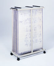 SAFCO® Mobile Vertical File