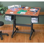 ALVIN® CraftMaster™ Art, Drawing, and Hobby Tables