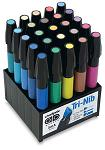 CHARTPAK® AD™ Marker Color Set Basic Colors/25