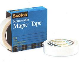 3M Scotch® 811 Removable Magic Tape