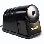 BOSTON® X-ACTO® PowerHouse™ Heavy-Duty Commercial Grade Electric Pencil Sharpeners