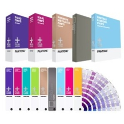 PANTONE Plus Series Reference Library, 9-Guide 5-Book Set (GPC001)