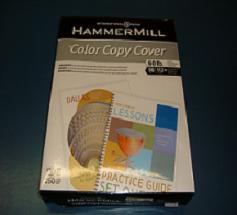 Hammermill 60lb Color Copy Cover