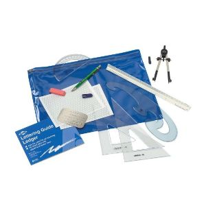 Technical Grade Blueprint Architects' Kit