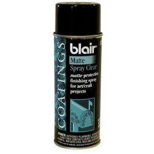 BLAIR® Matte Spray Clear