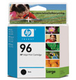HP #96 Large Black InkJet Print Cartridge (800 Yield)