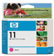 HP #11 Magenta Ink Cartridge (1,750 Yield) C4837A