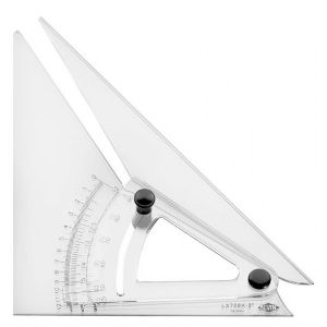 ALVIN® Computing Trig-Scale Adjustable Triangles