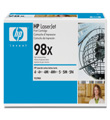 HP LaserJet Print Cartridge #98X (8,800 Yield)