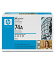 HP LaserJet Print Cartridge #74A (3,350 Yield)