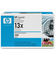 HP LaserJet Print Cartridge #13X (4,000 Yield)