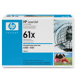 HP LaserJet Print Cartridge #61X (10,000 Yield)