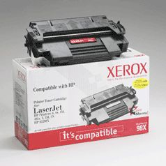 Xerox HP Compatible HP92298X Black Toner Cartridge