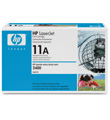 HP LaserJet Print Cartridge #11A (6,000 Yield)