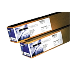 "HP Coated paper #24lb, 4.5ml (36"" x 150' Roll)"