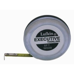 LUFKIN® Thin Line Pocket Tapes